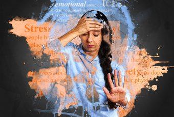 faren med stress